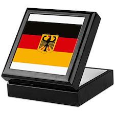 German Flag Keepsake Box