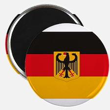 """German Flag 2.25"""" Magnet (10 pack)"""