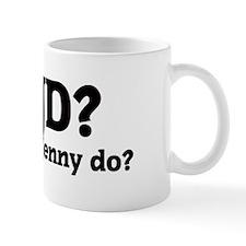 What would Jenny do? Mug