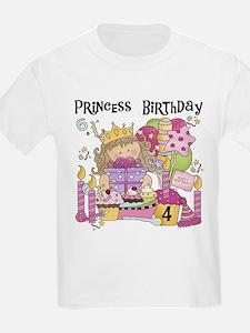 Party Princess 4th T-Shirt