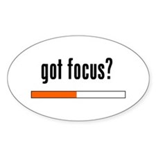 Got Focus? Decal