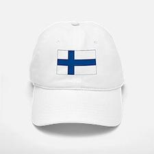 Finland Flag Baseball Baseball Cap