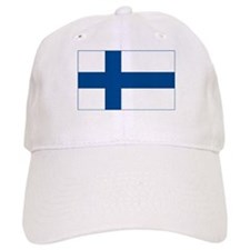 Finland Flag Baseball Cap