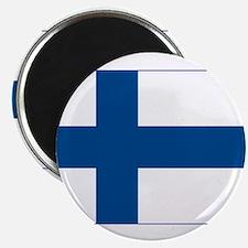 """Finland Flag 2.25"""" Magnet (10 pack)"""