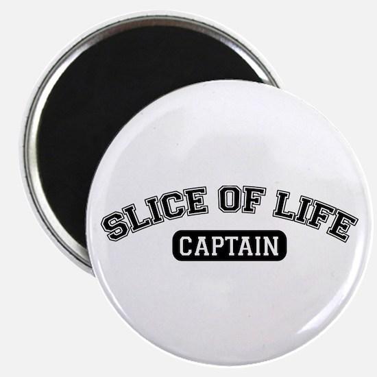 Slice of Life Captain Magnet
