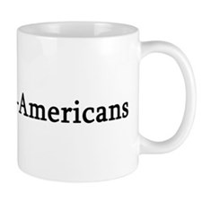 I Love African-Americans Mug