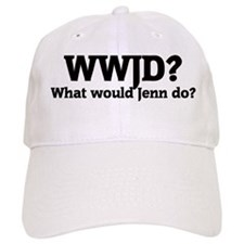 What would Jenn do? Baseball Cap