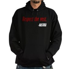 Vince Masuka Quote Respect The Vest Hoodie