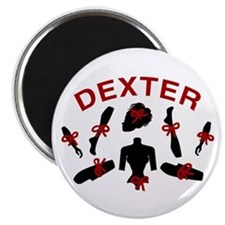 Dexter Dismembered Doll Magnet