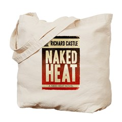 Castle Naked Heat Retro Tote Bag
