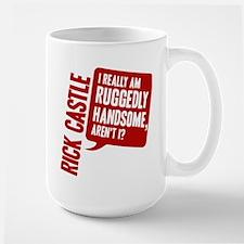 Castle Ruggedly Handsome Mug