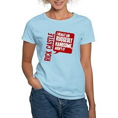 Castle Ruggedly Handsome T-Shirt