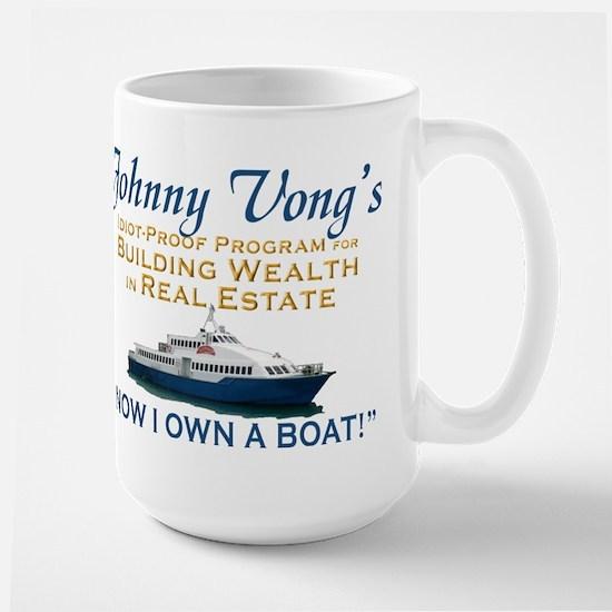 Castle Johnny Vong Large Mug