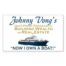 Castle Johnny Vong Decal