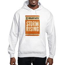 Retro Castle Storm Rising Hoodie