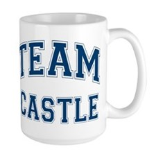 Team Castle Large Mug