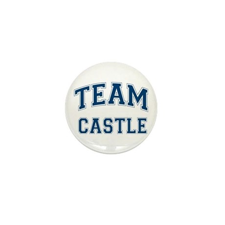 Team Castle Mini Button