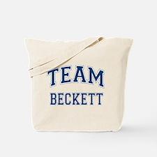 Castle Team Beckett Tote Bag