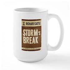 Retro Castle Storm's Break Mug