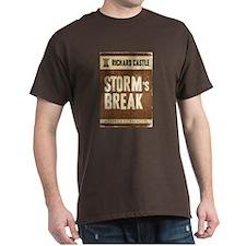 Retro Castle Storm's Break T-Shirt