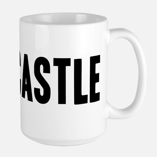 I Love Castle Large Mug