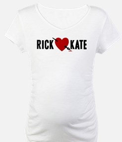 Castle Rick Heart Kate Shirt