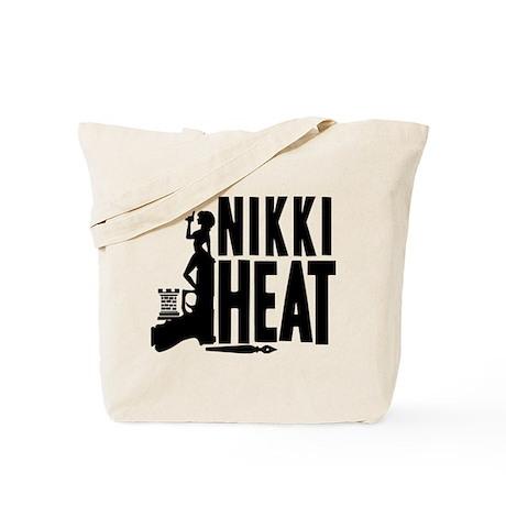 Castle Nikki Heat Tote Bag