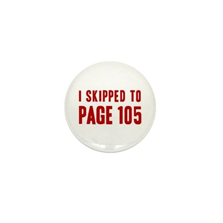 Castle Page 105 Mini Button