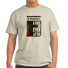 Retro Castle Rose For Everafter Light T-Shirt