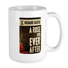 Retro Castle Rose For Everafter Mug