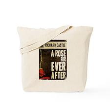Retro Castle Rose For Everafter Tote Bag