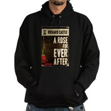 Retro Castle Rose For Everafter Hoodie (dark)