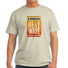 Castle Heat Wave Retro T-Shirt