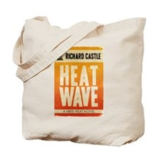 Castle Heat Wave Retro Tote Bag