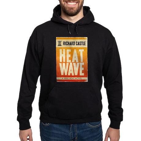 Castle Heat Wave Retro Hoodie (dark)