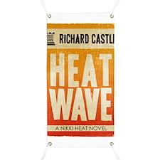 Castle Heat Wave Retro Banner