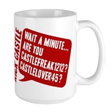 Castlefreak Quote Mug
