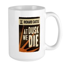 Castle At Dusk We Die Mug