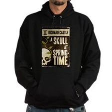 Castle A Skull At Springtime Hoodie