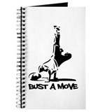 Dance bust a move Journals & Spiral Notebooks