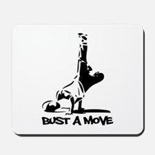 Bust A Move Mousepad
