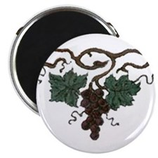 """Grapes 2.25"""" Magnet (10 pack)"""