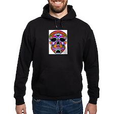 Psychedelic Skull Hoodie