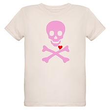 Pink Pirates Love T-Shirt