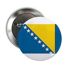 """Bosnian Flag 2.25"""" Button (10 pack)"""