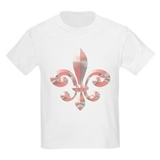 Smooth Pink Reflection T-Shirt