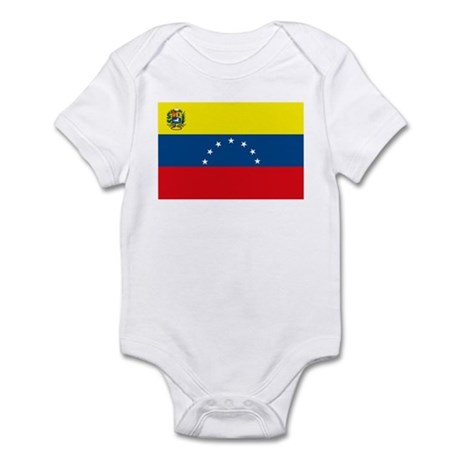 Venezuela Flag Infant Creeper
