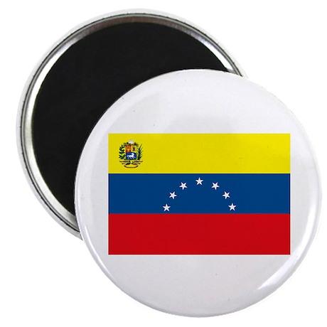 "Venezuela Flag 2.25"" Magnet (10 pack)"