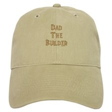 Dad The Builder Baseball Baseball Cap