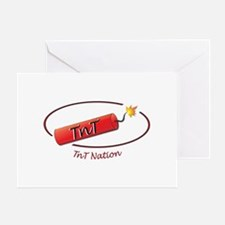 TnT Dynamite Greeting Card